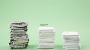 唐山市遵化市当地大量回收废纸